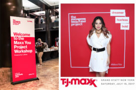 The Maxx You Project with T.J. Maxx | New York City