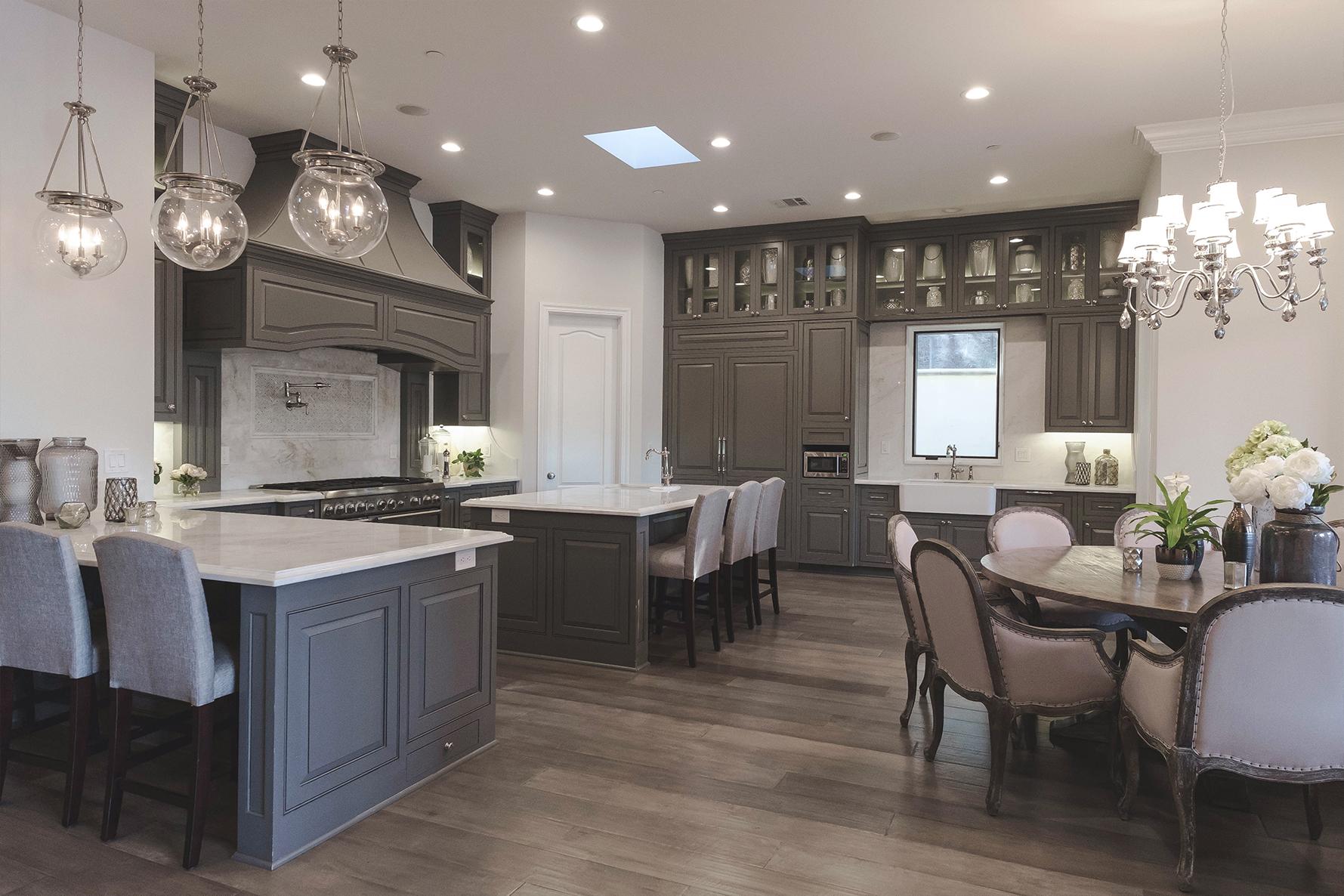 Orange County Kitchen Cabinets Jkid Project Casa Hacienda Glam Luxe Kitchen Haute