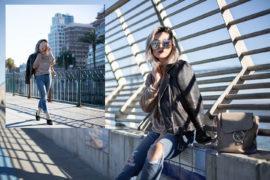 San Francisco Street Style | Urban vs. Chic Looks