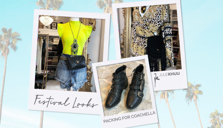 Festival Looks | Packing for Coachella