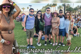 Pregnant at Coachella | Baby's First Festival