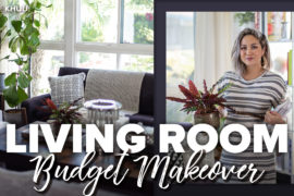 Budget Living Room Makeover | Style Revival
