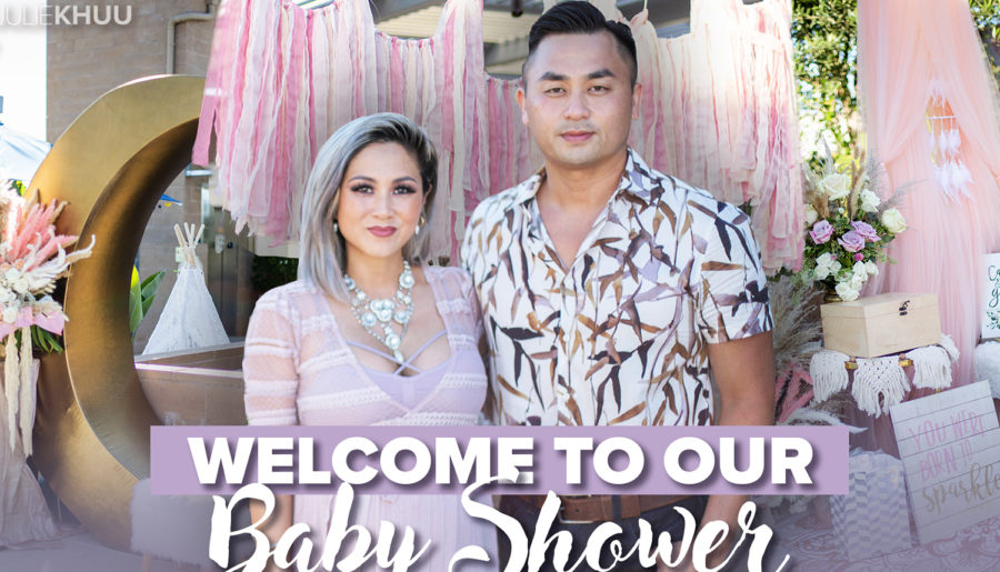Welcome to our Baby Shower | Starlight and Moonbeams