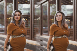 Maternity Style | First Signs of Fall
