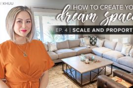 How to Create Your Dream Space Series | EP. 4: How to Measure Your Space for the Right-Sized Furniture