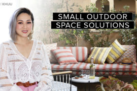 Small Space Series | 9 Brilliant Ways to Beautify Your Small Outdoor Space