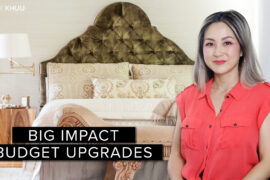 8 Budget Upgrades That Will Make a HUGE Impact in Your Home