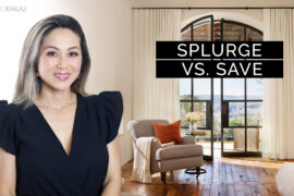 Where to Splurge, Where to Save | Top 10 Tips on Buying Furniture, Finish Materials, & Home Decor