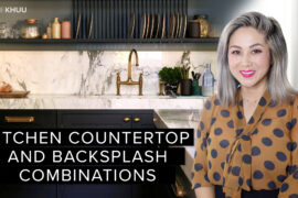 8 Timeless Kitchen Countertop and Backsplash Combinations to Try!