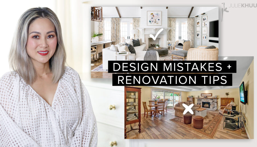 House Hunting 101 — Most Common Design Mistakes I See + Renovation Tips!