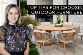 Transform Your Backyard | Top 5 Tips for Choosing the Best Outdoor Furniture